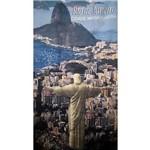 Toalha de Praia Aveludada-cidade Maravilhosa Rio de Janeiro - Buettner