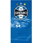 Toalha de Praia Gigante Aveludada Times Grêmio 07 Dohler