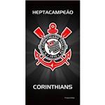 Toalha Felpuda Time de Futebol - Corinthians | Buettner