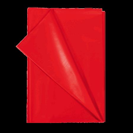 Toalha Retangular 1,37x2,74mts Vermelha Toalha Colorline Retangular 1,37x2,74 Mts Vermelha - Unidade