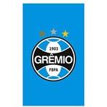 Toalha Social Buettner Veludo Estampado Grêmio