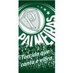 Toalha Time Veludo Praia Algodão Palmeiras 206932 Buettner