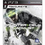 Tom Clancy´S Splinter Cell Blacklist - Ps3