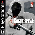 Tom Clancy's Rainbow Six Rogue Spear - Ps1