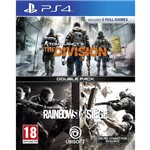 Tom Clancy'S The Division + Rainbow Six Siege Double Pack - PS4