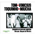 Tom, Vinícius, Toquinho, Miúcha - Digipack