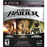 Tomb Raider Trilogy - Ps3