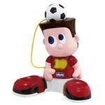 Tommy Soccer Bilingui (portugues de Portugal e Ingles) - Brinquedos Chicco