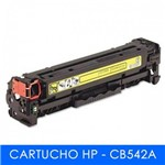Toner Hp CP1215 CP1515 CM1312 CB542A Yellow Chinamate 1.8k