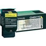 Toner Original Lexmark C540h1yg Yellow   Lexmark C540 C543 C544 X543 X544 X548   2k
