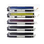 Toner para Hp Cp1025 | Ce310a | Ce311a | Ce312a | Ce313a | M175nw | 126 Cmyk Toner Hp Ce310a |126a