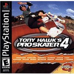 Tony Hawk's Pro Skater 4 Greatest Hits - Ps1