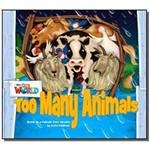 Too Many Animals - Level 1 - Big Book - British En