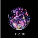 Top Coat Aurora J12-10 Honey Girl com Glitter 5g