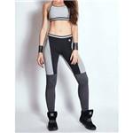 Top Colcci Fitness 0465700257 - Cinza e Preto - G
