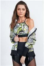 Top Colcci Fitness Estampado