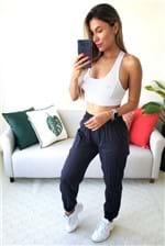 Top Colcci Fitness Slim - Branco
