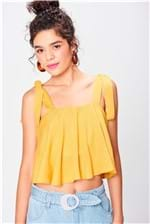 Top Cropped Soltinho Feminino