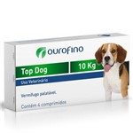 Top Dog 10 Kg Ouro Fino