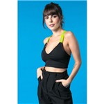 Top Elastic Black-P