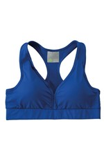 Top Nadador Stretch Power Azul Claro - P