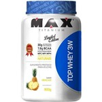 Top Whey 3w 900g Abacaxi