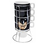 Torre de Canecas Dc Batman Cappuccino