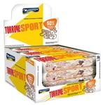 Torrone Sport Amendoim e Cranberry 30g C/12 - Montevergine