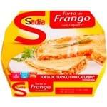 Torta Frango Catupiry Sadia 500g