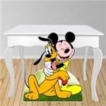 Totem de Chão - Mickey e Pluto