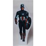 Totem EVA - Capitão América