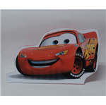 Totem EVA - Carros - Relâmpago McQueen