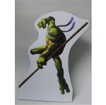 Totem EVA - Tartarugas Ninja - Donatello