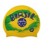 Touca Arena Print 2 Bandeira do Brasil