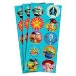 Toy Story 4 Adesivo Redondo C/30 - Regina
