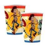 Toy Story 4 Copo Papel 180ml C/8 - Regina