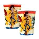 Toy Story 4 Copo Papel 180ml C/8 - Regina