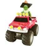 Toy Story - Carro de Fricção Pick-Up com Monster Rex - Mattel