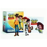 Toy Story Mini Figuras Woody e Jessie