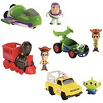 Toy Story Mini Veiculos