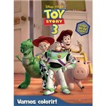 Toy Story 3 - Vamos Colorir - Dcl