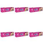 Tralálá Kids Creme Dental Tutti Frutti 50g (kit C/06)