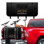 Transbike Logo Chevrolet 2 Bike - Protetor para Caminhonete