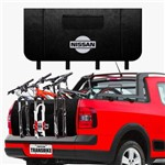 Transbike Logo Nissan 3 Bike - Protetor para Pick-up