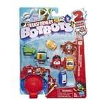 Transformers Botbots - Pack com 8 Figuras - Galera Atleta E4144 - PLAYSKOOL
