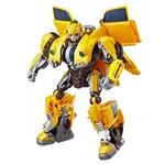 Transformers: Bumblebee Power Charge Figura de Ação Bumblebee 26 Cm com Luz e Som - Hasbro