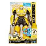 Transformers Filme Bumblebee DJ Boneco Eletrônico Hasbro