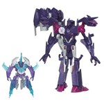 Transformers Mini-Con Deployer Decepticon Fracture e Airazor - Hasbro 1977