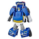 Transformers Rescue Bots Academy Chase Police-Bot - Hasbro