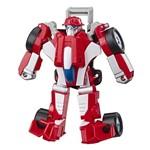 Transformers Rescue Bots Academy Heatwave Fire-Bot - Hasbro